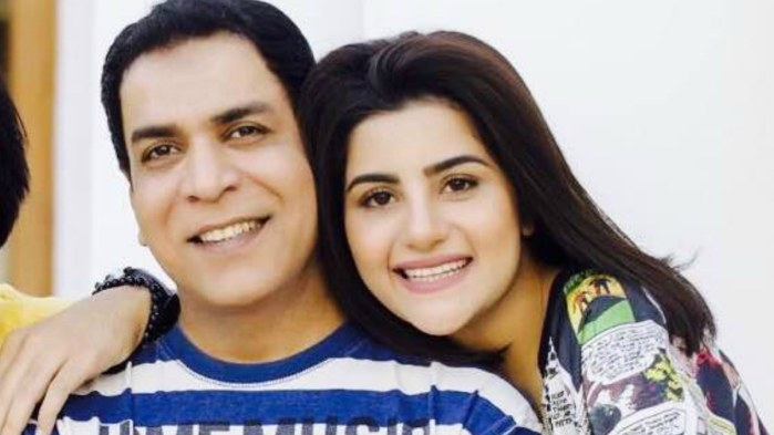 Fahim Burney pictured with Sohai