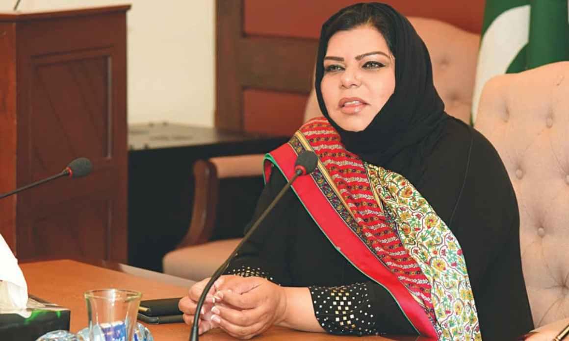 Senator Sehar Kamran of the Pakistan Peoples Party | seharkamran.com via The Conversation