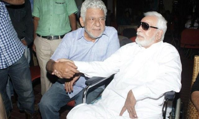 قادر خان چند سال سے علیل ہیں—فائل فوٹو: انڈیا ڈاٹ کام