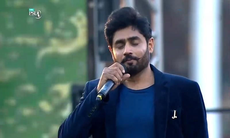"""Abrarul Haq singing """"Nach majanan"""". —DawnNewsTV"""