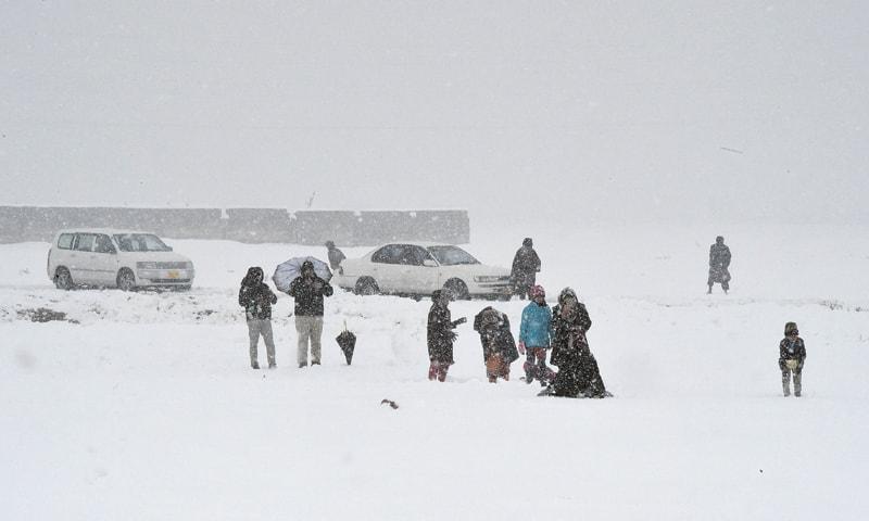 Snowstorms, Heavy Rains, Kill 20 In Pakistan, Afghanistan