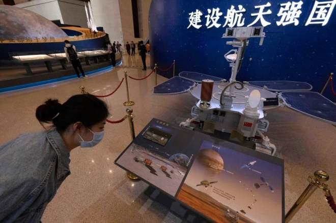 China completes historic Mars spacecraft landing - World - DAWN.COM