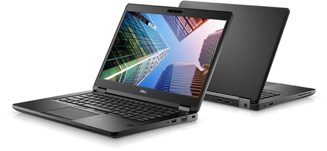 Latitude 5490 Laptop - Security you can rely on