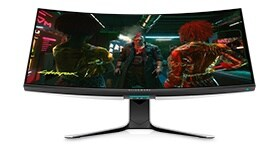 ALIENWARE 38 CURVED GAMING MONITOR | AW3821DW