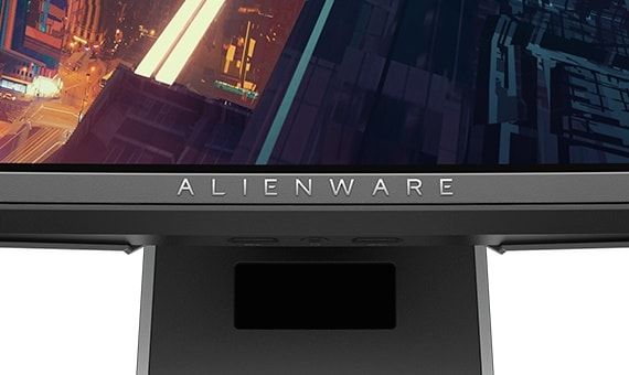 Alienware 34 Monitor AW3418DW - Plug and play