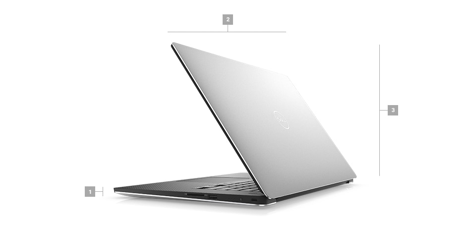 Precision 15 5530 laptop - Dimensions & Weight