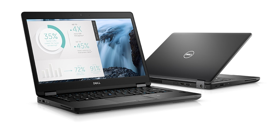 New Latitude 5480 - Security you can rely on