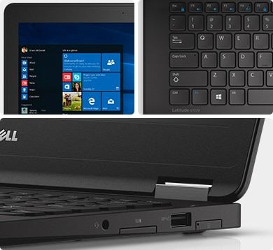 New Latitude 12 7000 Series Ultrabook™ - Perfect for mobile productivity