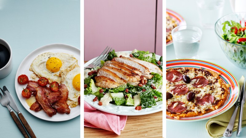 14-day keto meal plan