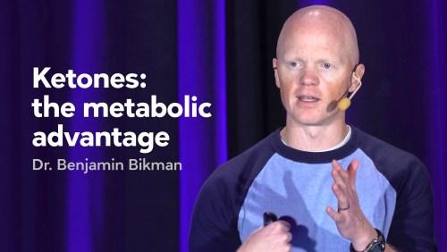 Ketones: the metabolic advantage