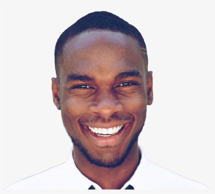 Image result for BLACK man with CUTE FACE
