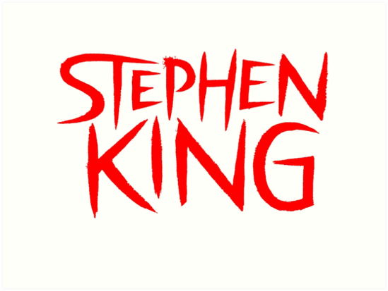 "Download Free png Stephen King"" Art Prints by wendycagur 