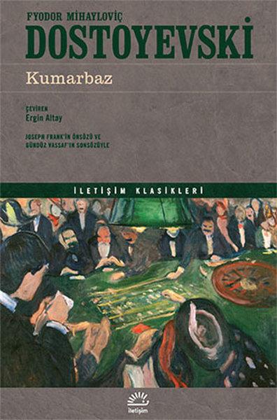 'Kumarbaz'   dostoyevski ile ilgili görsel sonucu