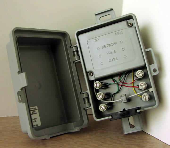 Nid Dsl Diagram Dsl Wiring From Nid • Free Wiring Diagrams ...