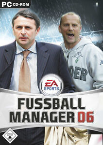 Fußball Manager 06 (PC, 2005)