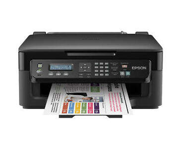 Epson WorkForce WF-2510WF Multifunktionsdrucker Wlan Fax - Neu OVP