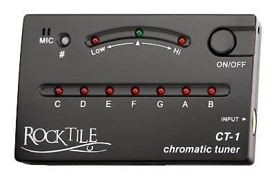 E-Gitarre Stimmgerät Chromatischer Akustik Gitarre Tuner Geige E-Bass Stimmen