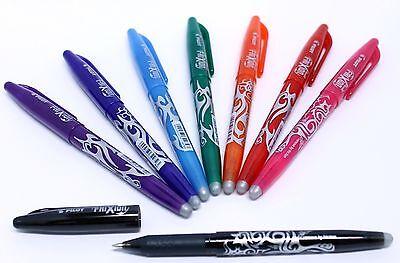 Frixion 0,7 Gelschreiber Stift 8 verschiedene Farben BL-FR7 NEU von Pilot