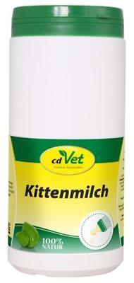 cdVet Kittenmilch 750g Milchaustausch-Ergänzungsfuttermittel für Katzen