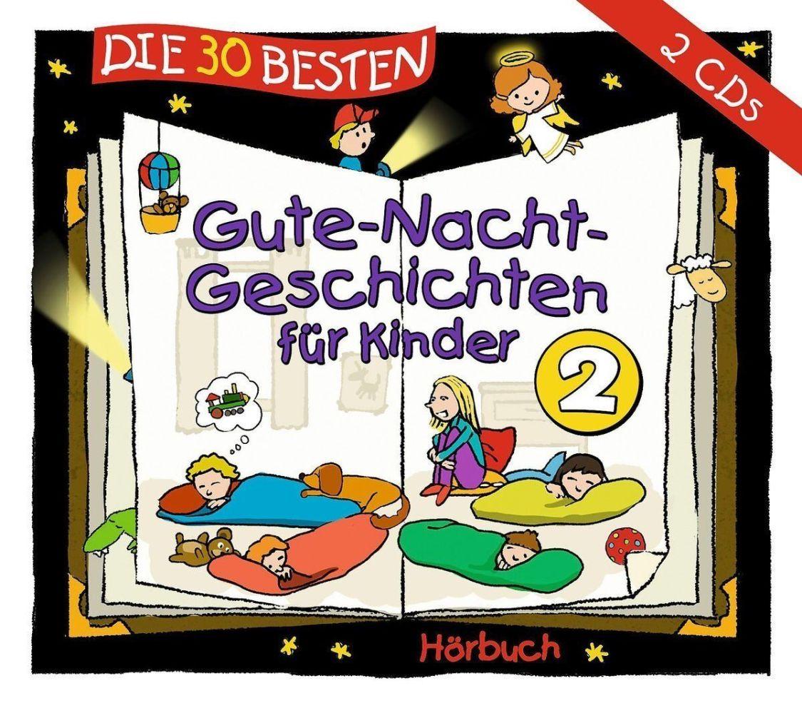 Die 30 besten Gute-Nacht-Geschichten für Kinder 2   Neu & in Folie!