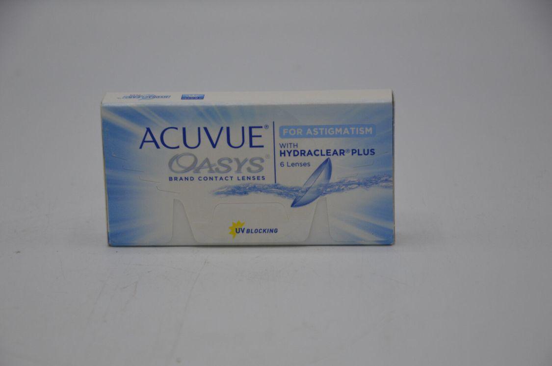 Acuvue Oasys for Astigmatism 2-Wochenlinsen weich, 6 Stück +3,75 Dioptrien