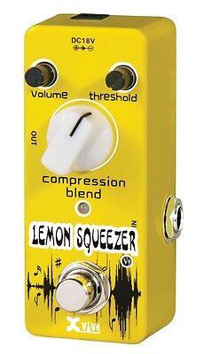 Xvive XV9 Lemon Squeezer Pedal