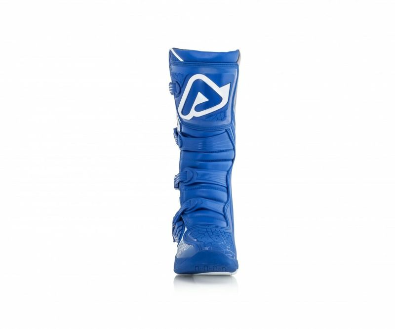 stivali cross enduro Acerbis X-Team colore blu bianco 0022999.245 2