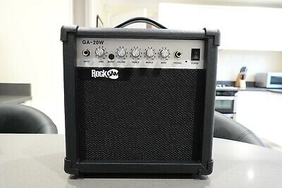 RockJam GA20W Guitar Amplifier pick up only from Egham, Surrey TW20