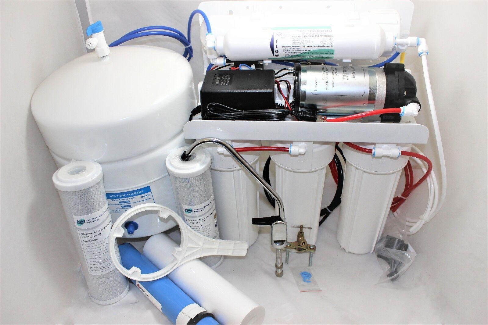 Hiking Water Pump Reverse Osmosis
