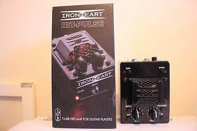 Laney IronHeart IRT-Pulse T-USB pre-amp for guitar