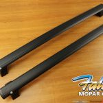 2011 2020 Jeep Grand Cherokee Removable Roof Rack Cross Rails Bars Mopar Oem Ebay
