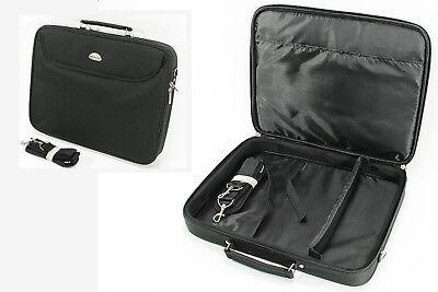 ✔✔✔ NOTEBOOK Laptop Notebooktasche wau Laptoptasche PC Tasche 17 Zoll schwarz