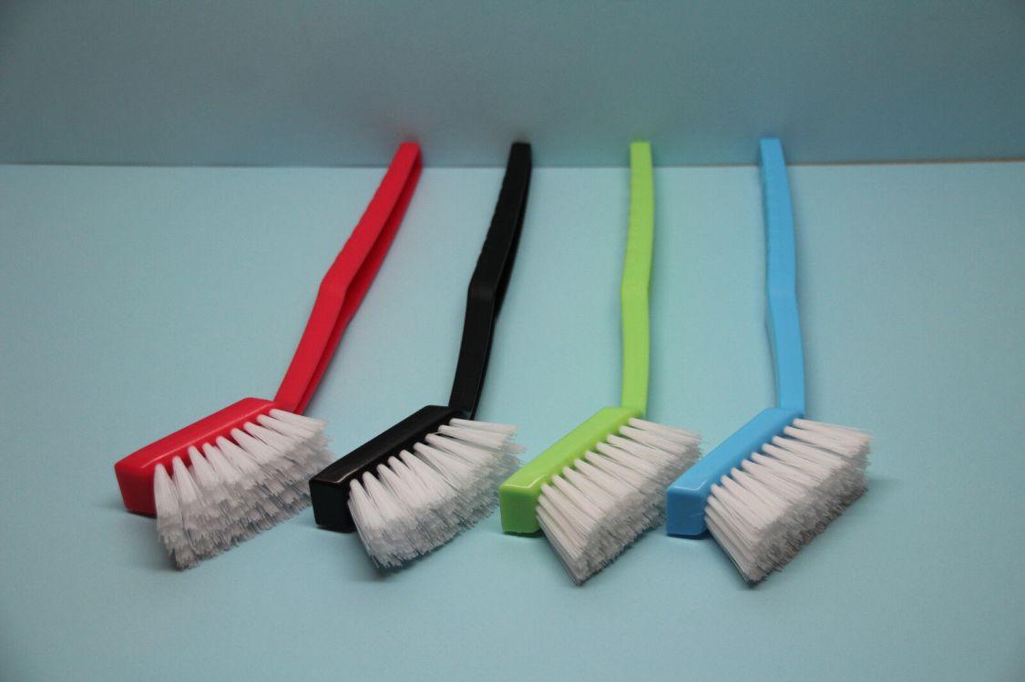 Spülbürste eckig Haushaltsbürste Abwasch Bürste verschiedene Farben