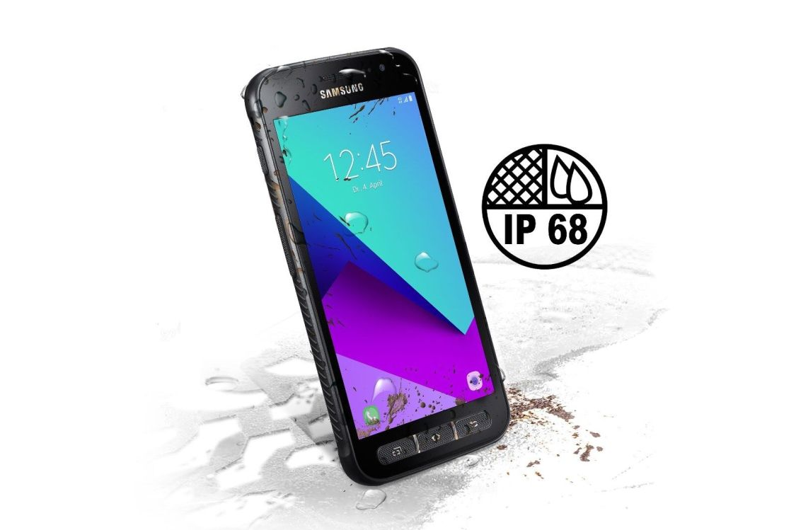 Samsung G390F GALAXY Xcover 4 Outdoorhandy Smartphone Android IP68 16GB