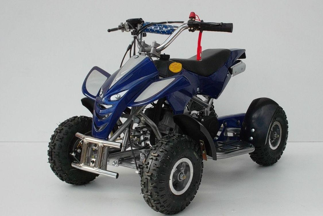 Kinderquad Quad ATV Miniquad Kinder pocketbike dirt bike pocketquad 49 50 110
