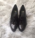 STUART WEITZMAN Brown Loafers Women Heel Tassels