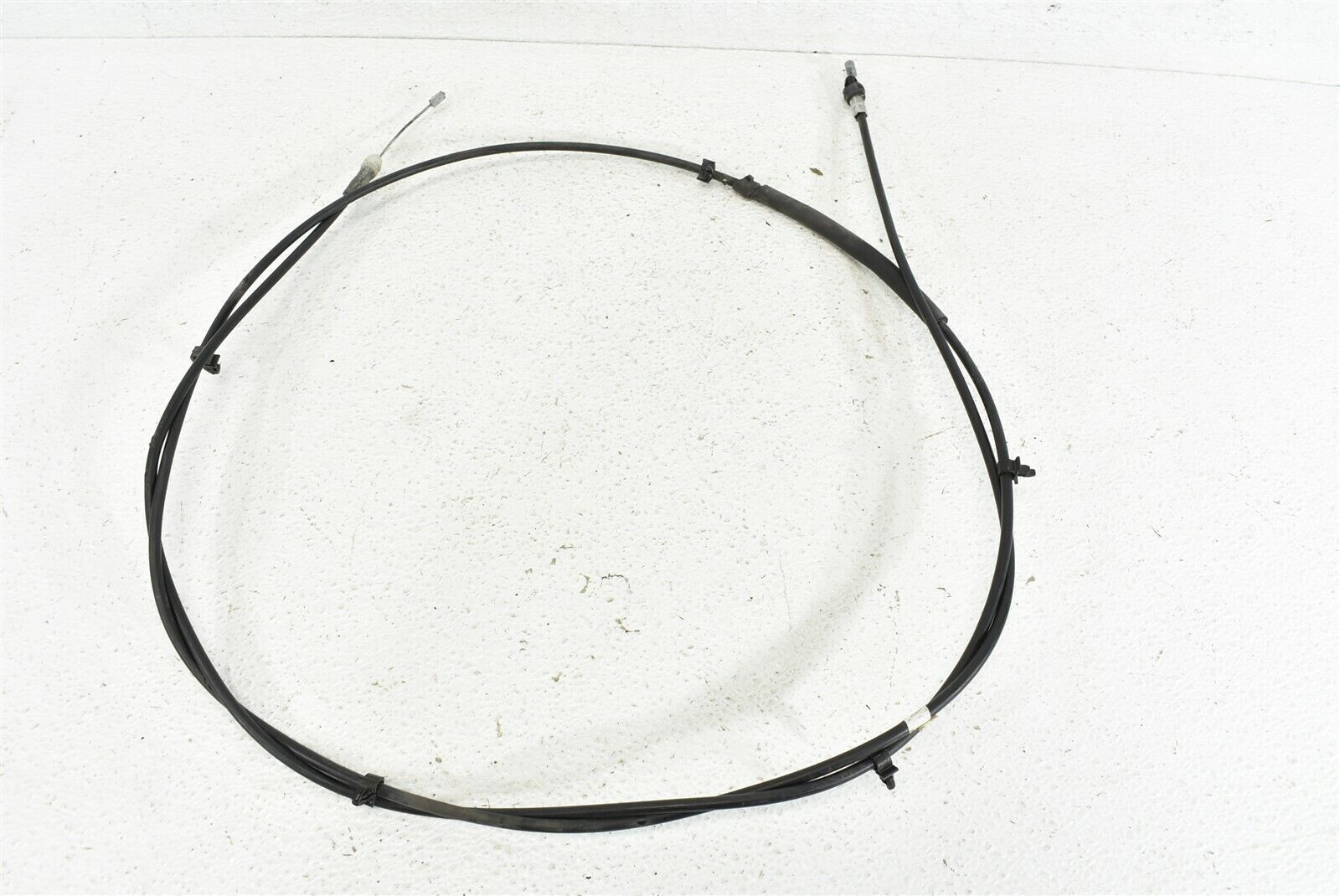 Nissan Sentra Sedan Hood Release Cable Wire 07