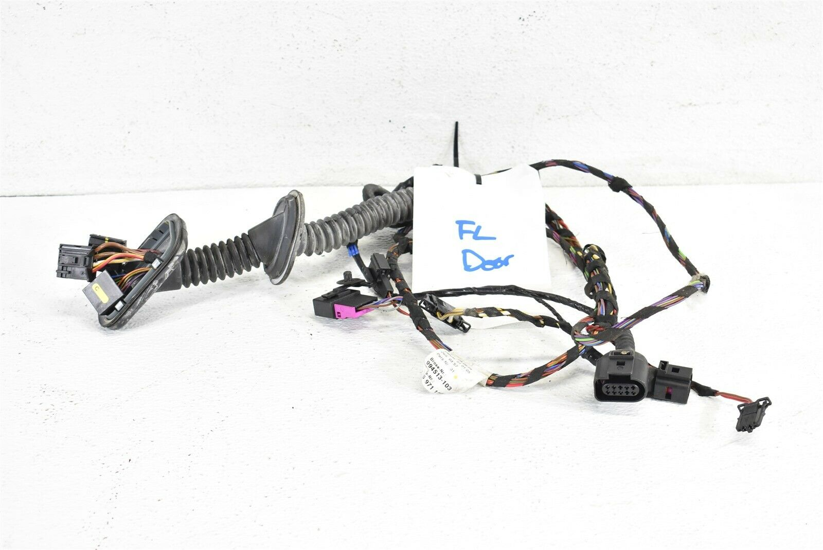 Porsche Cayenne Front Left Door Wiring Harness