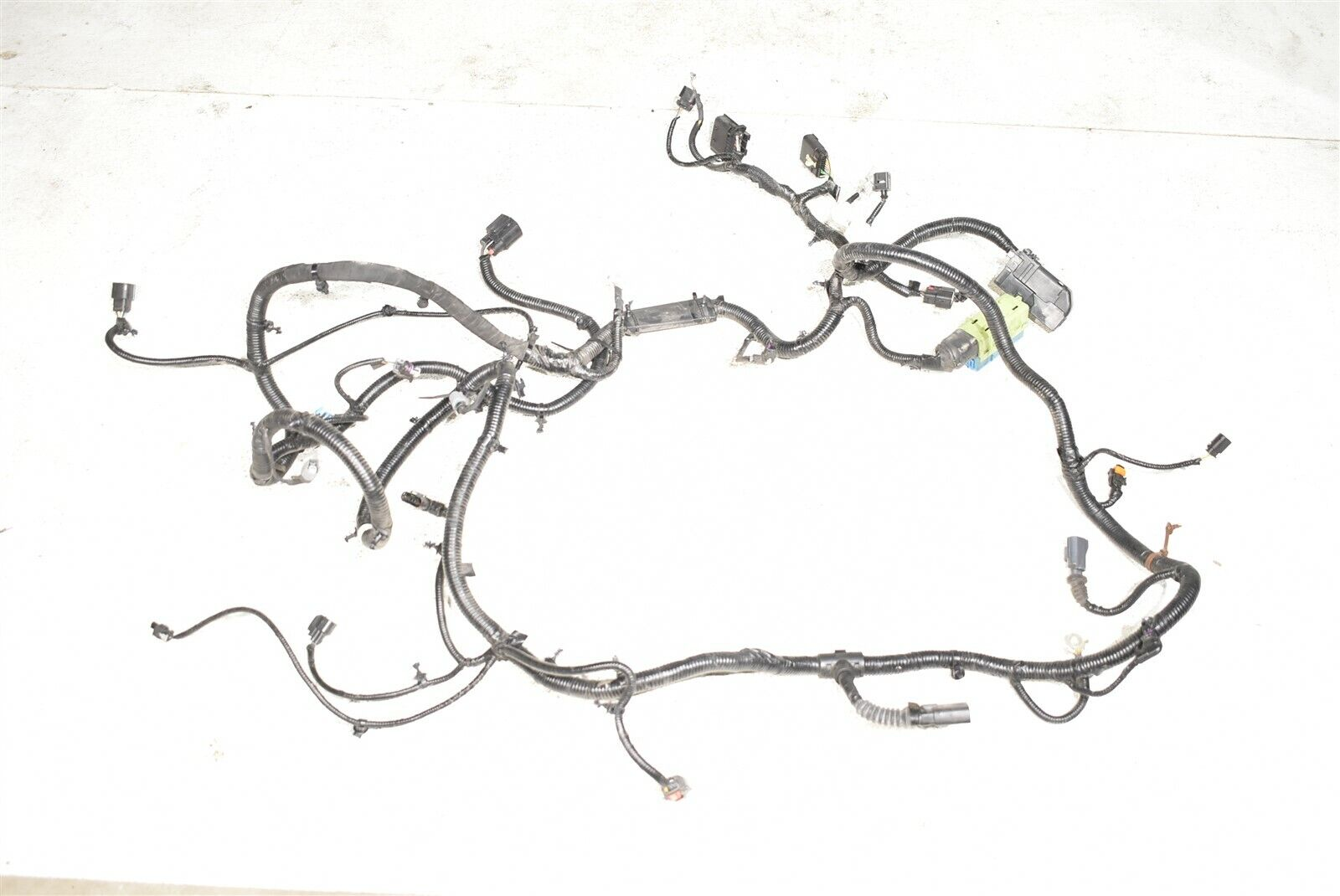 Corvette C7 Z06 Front Underhood Chassis Body Harness