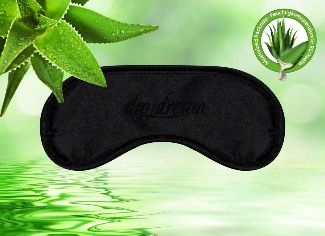 daydream Premium-Schlafmaske mit Aloe Vera-Rückseite und Kühlkissen B-7000