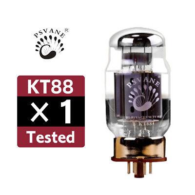1PC PSVANE KT88 Valve Tube HiFi Re EH Gold Lion JJ KT88-98 6550 CV5220 KT88