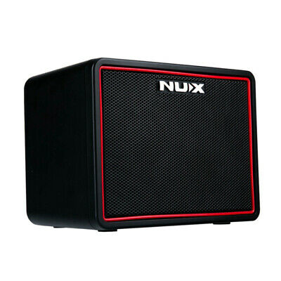 NUX Mighty Lite BT Bluetooth Guitar Amp Amplifier Durable Guitar Speaker Musical