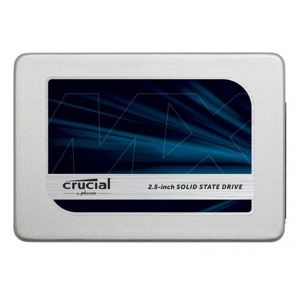 "interne SSD / Festplatte 6,3 cm 2,5"" Zoll 250, 500 GB 1TB Crucial MX 500,SATA 3"
