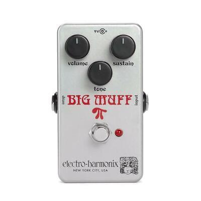 Electro-Harmonix Ram's Head Big Muff Pi Distortion / Sustainer / Fuzz pedal