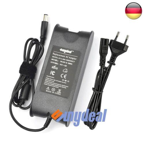 Ladegerät für DELL Latitude PA-10 90W Netzteil D600 D630 D800 D830 Laptop