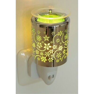 Elektrisches Nachtlicht, Duftlampe STARS, STERNE, H 10.5cm, Ø 6cm, Pajoma