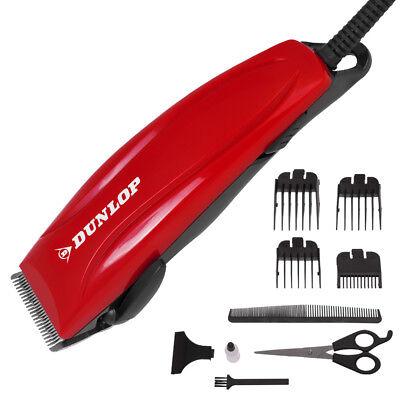 Dunlop Haarschneider Haarschneidemaschine Barttrimmer Rasierapparat Set