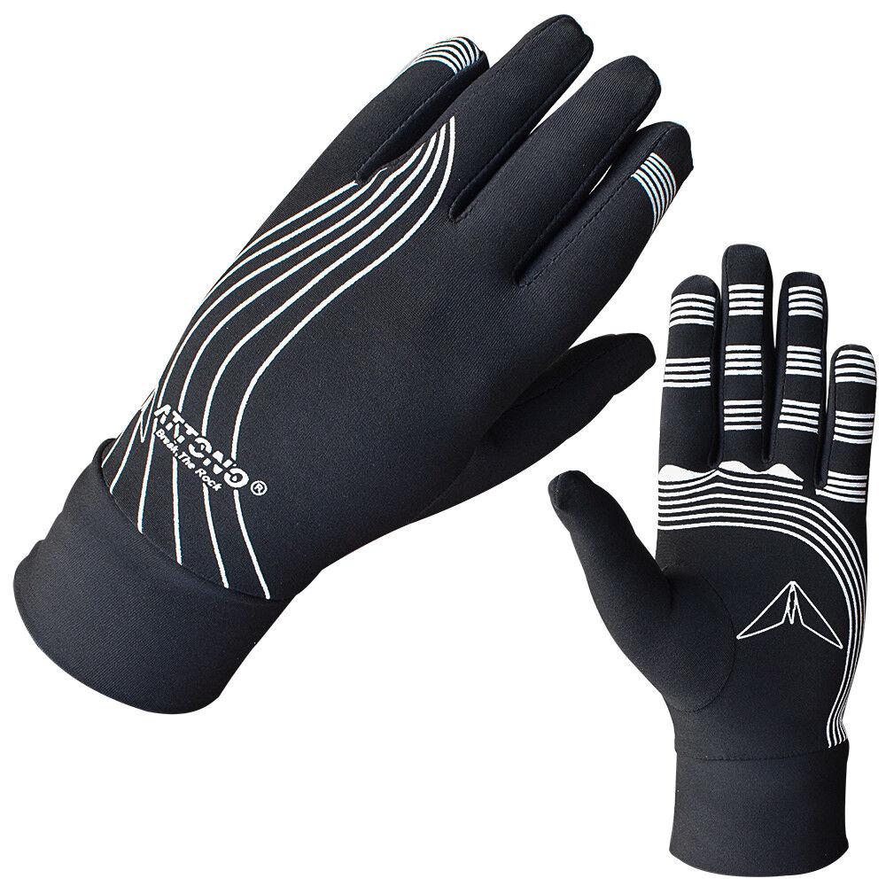 Unterziehhandschuhe Winter Jogging Running Walking Langlauf Auto Handschuhe