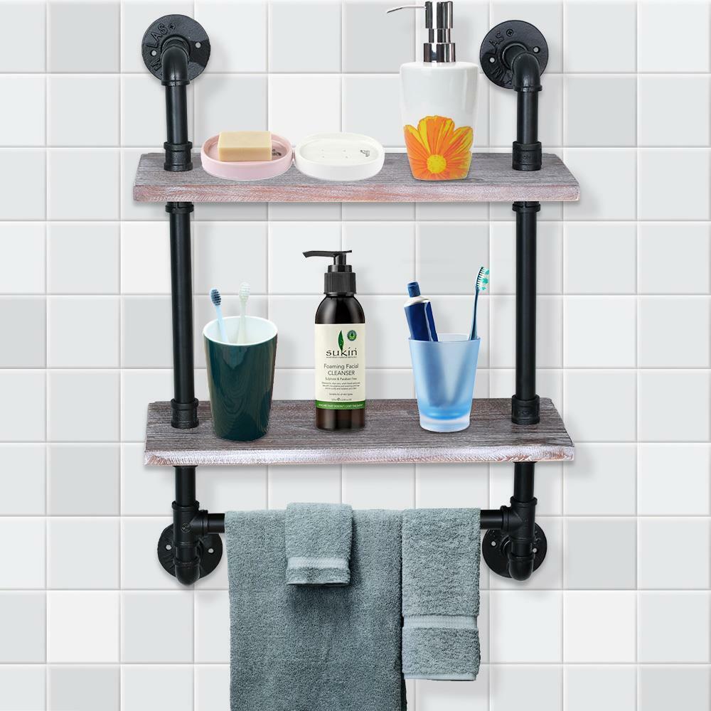 home living bathroom industrial decor