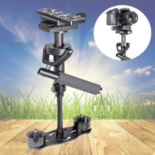 Verstellbar Schwebestativ Handheld Stabilisator Steadicam für SLR Kamera NEU SU